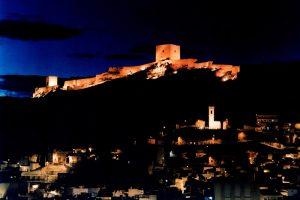 castillo-de-lorca-de-noche